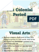 Colonial Period