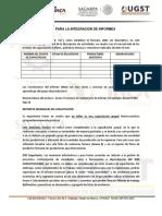 Guia Para La Integracion de Informes (1)