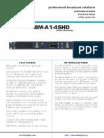 Bel Brochure BM-A1-4SHD 2015