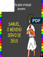 Samuel Gods BoyServant Portuguese