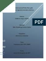 Transistores BJT,FET,CMOS.