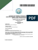 Acusacion Falsedad Ideologica-guatemala