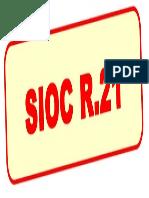 STAMP R21