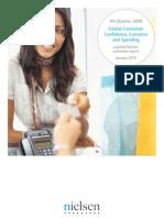 NielsenConsumerConfidenceConcernsSpending_Q4_2009