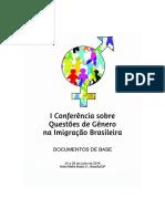Conferencia Sobre Questoes de Genero - Compilacao Final