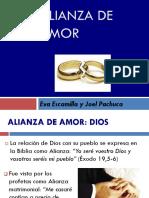 Alianza de Amor - Joel Pachuca - Eva Ecamilla