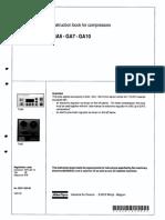 Manual de Instrucciones GA 5 Al 10 - AII 112227