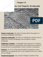 Chap 13 & 14.Seismic, Sequence and Magnetic Stratigraphy