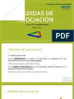 2.- Medidas de Asociación (1)