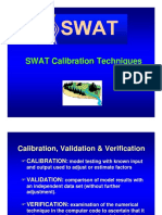 4 Swat Calibration Techniques Slides