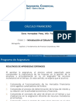 1. Introduccion Al Calculo Financiero