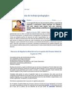 Guia Rigoberta Menchu Lenguaje