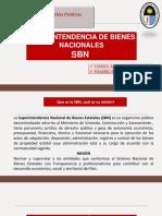 Superintendencia de Bienes Nacionales - SBN