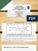 Presentacion Ecuaciones de La Energía Para Flujo de Fluidos