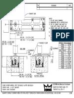 Bts-77 Install Instr BTS Center Hung Cement Case