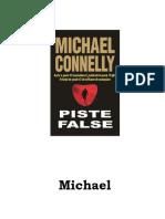 Michael Connelly-Piste False