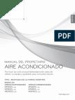 Manual Lg Aire Acondicionado