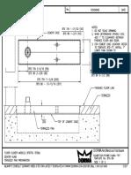Bts-86 Install Instr BTS Center Hung Terrazzo Pan