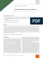 Facies Architecture of Heterolithic Tidal Deposits