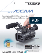 AG HMC40 Brochure