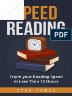 Speed Reading_ Powerful Techniq - Ryan James