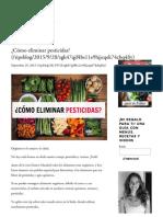 ¿Cómo eliminar pesticidas_ — Regina Marco.pdf