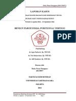 Case Dr.afif Rizky BPPV