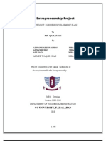project report on readymade garments manufacturing