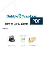 How to Open a Bubble Tea Shop E-book 9
