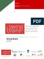 Saving Brains