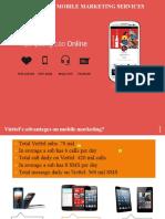 Viettel Mobile Marketing