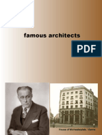 Famous Architects Part2
