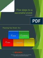 Event Process Final