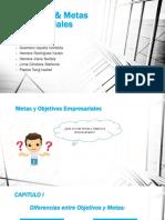 2003 Objetivos & Metas Empresariales