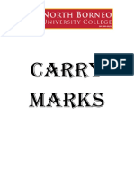 Carry Marks