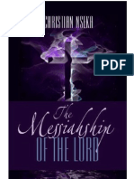 The Messiahship of the Lord