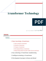 Transformer Technology 变压器原理-莫小袁 or 沈耀明