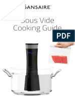Sansaire-Cookbooklet