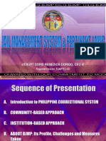 Philippines Correctional System (New)