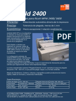 Folleto Estefold 2400_Ricoh