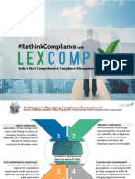 LexComply - Regulatory compliance and Risk Management Software