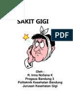 Flip Chart Sakit Gigi