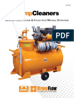 Sump Cleaners Brochure