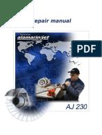 Repair Manual AJ 230 Ver. 2.1 Low