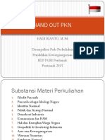 Hand Out PKn 2015