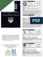 Calendario Astronomico de Bolso Jul2017 Jun2018