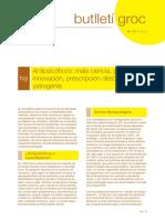 Institut Català de Farmacologia - 2016 - Antipsicóticos Mala Ciencia, Pseudo-Innovación, Prescripción Desbordada y Yatrogenia
