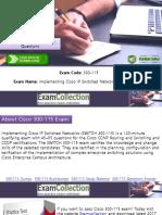 Get 300-115 Braindumps & 300-115 Real Exam Questions
