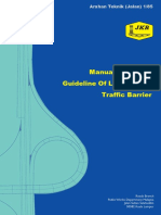 Arahan-Teknik-(Jalan)-1-85 Manual on Design Guidelines of Longitudinal Traffic Barrier