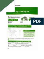 26. Healthy Life + Past Tenses.